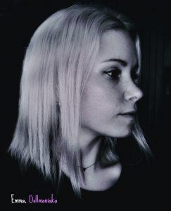 Emma, autora de Dollmaniaka