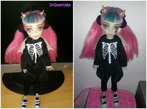 Rochelle Goyle Mh Custom Dollmaniaka
