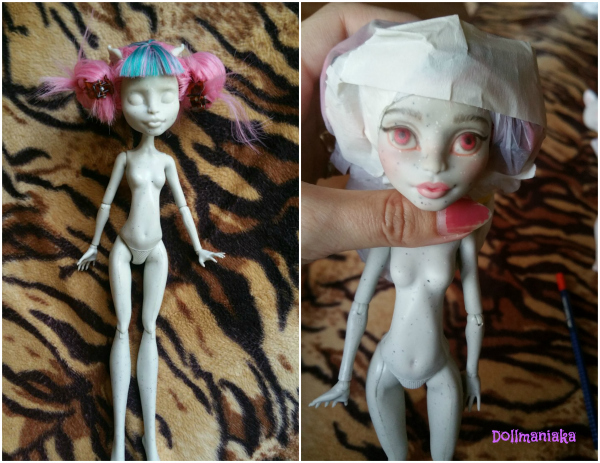 Rochelle Goyle custom Dollmaniaka