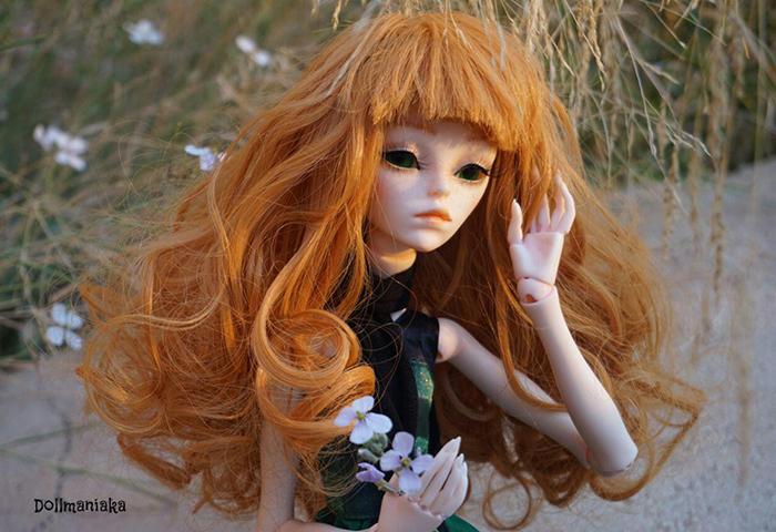 Elizabeth bjd dollmaniaka