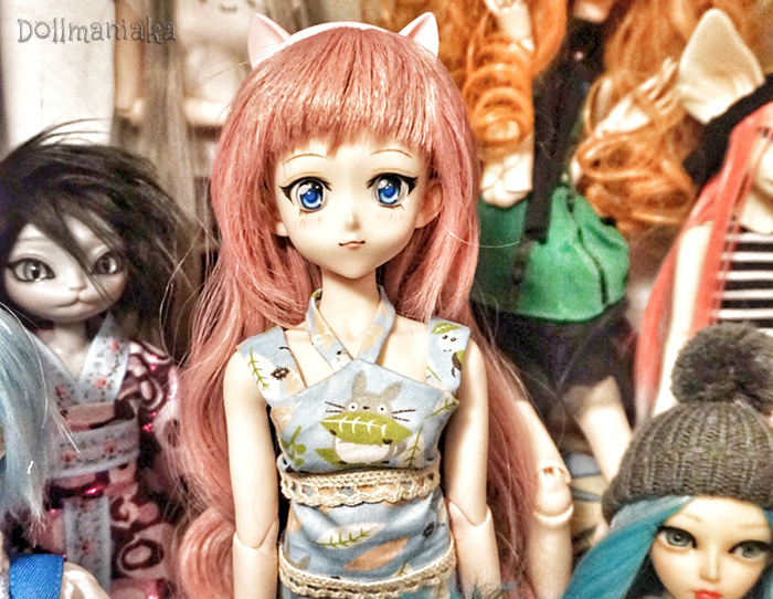 customizar bjd dollmaniaka