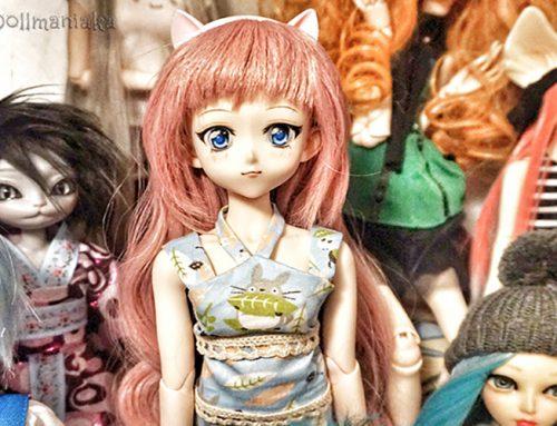 Customizar, pintar y repintar muñecas o bjd