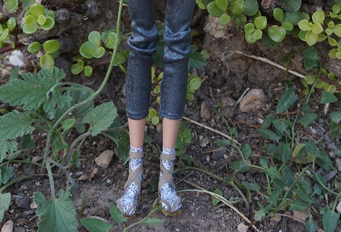 kubo custom sandalias
