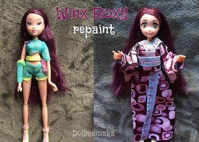 Winx Roxy repaint