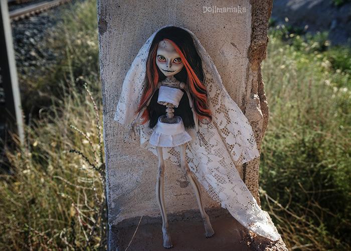 Skelita Calaveras repaint