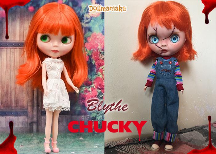 Chucky Blythe custom